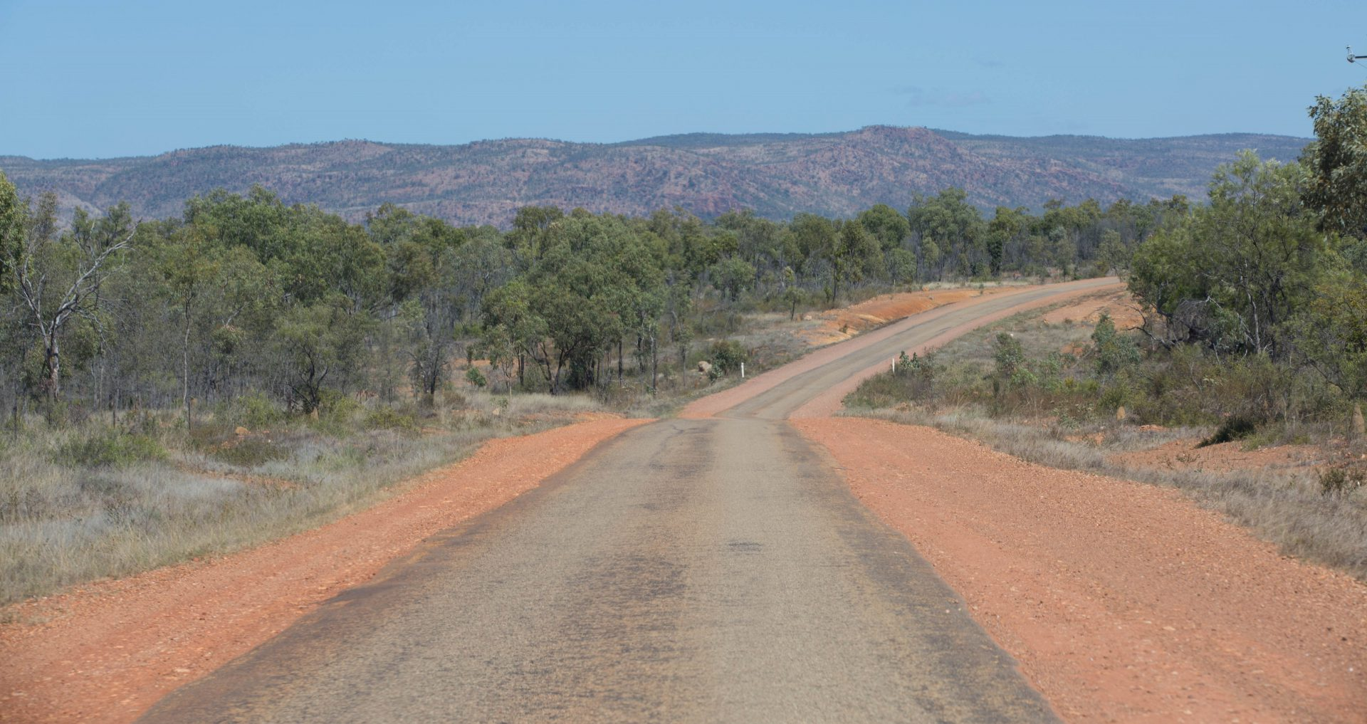 Savannah Way between Undara and Normanton