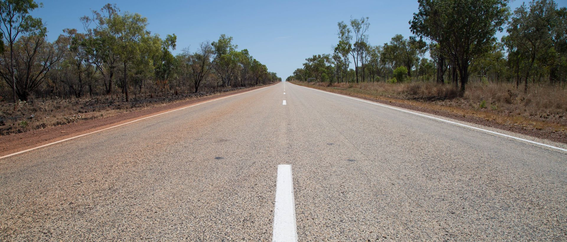 Roads of inland Australia