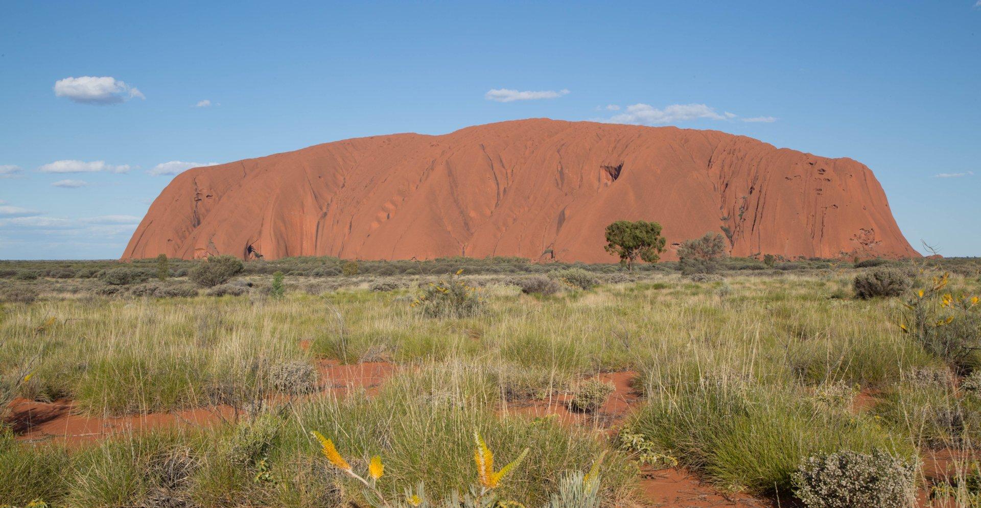 Ayers Rock (Uluru), Uluru-Kata Tjuta NP